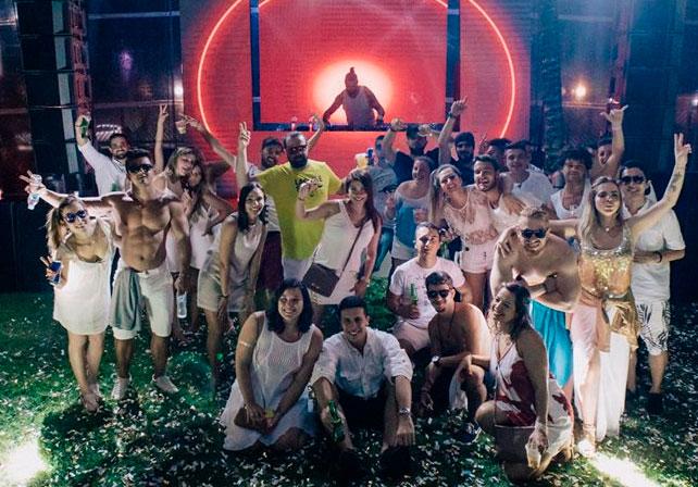 Reveillon 2019 em Ilhabela - Porto do Engenho