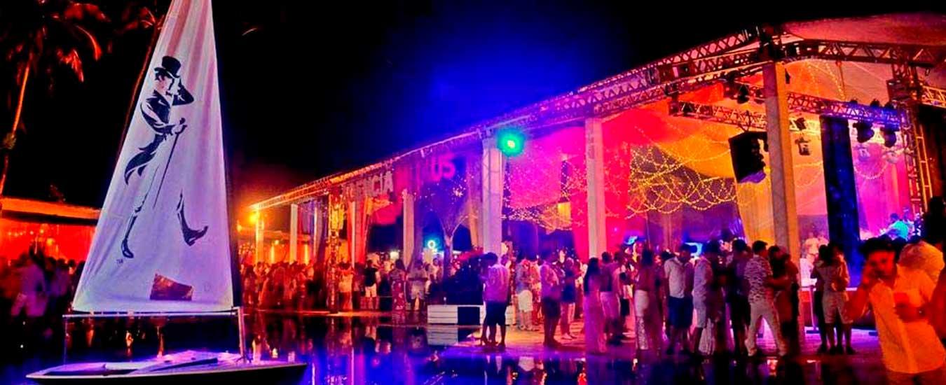 Réveillon no Sea Club em Ilhabela - 2019