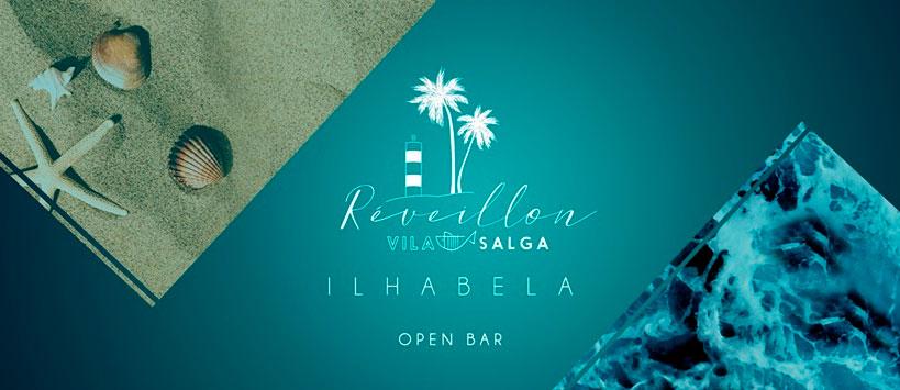 Réveillon Vila Salga 2020 - Réveillon Café de La Musique Ilhabela