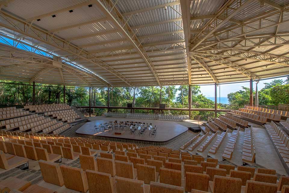 Teatro Vermelhos Ilhabela