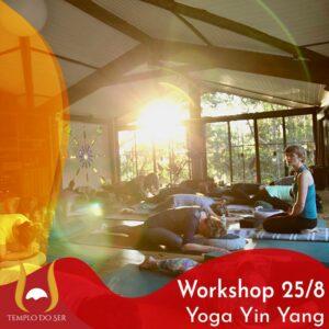 Workshop Yoga Yin Yong - Ilhabela
