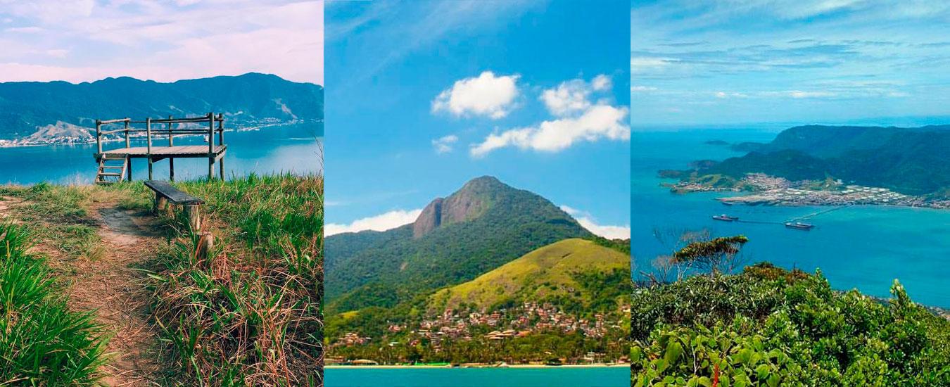 Trilha do Baepi Ilhabela - Por @belailhabela - Ilhabelacombr