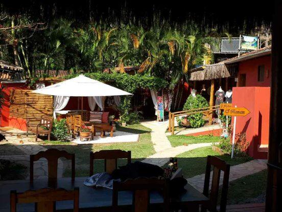 Bar e Restaurante Comandante Adriano - Praia do Curral - Ilhabela