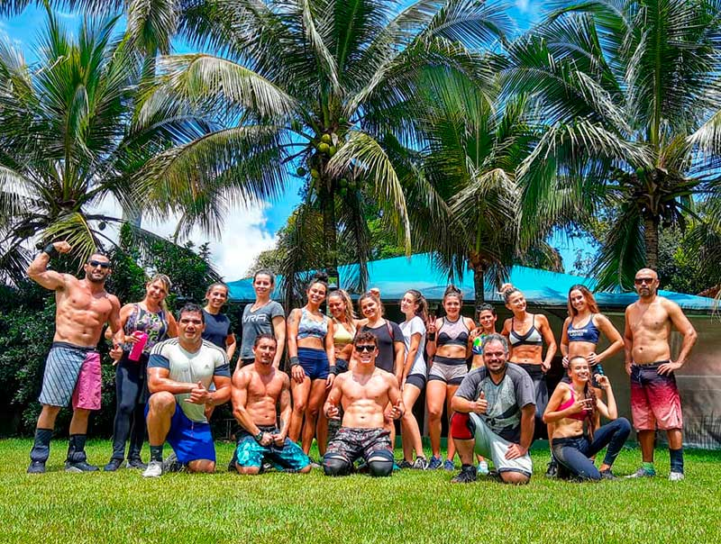 Dojo Cross Training Ilhabela