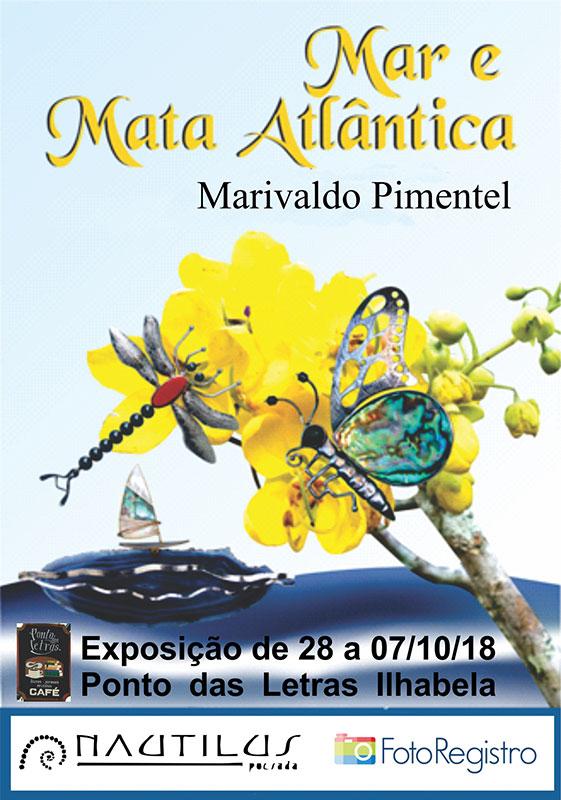 Exposição Mar e Mata Atlântica - Marivaldo Pimentel