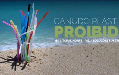 Canudo plástico proibido no Litoral Norte – Veja soluções sustentáveis