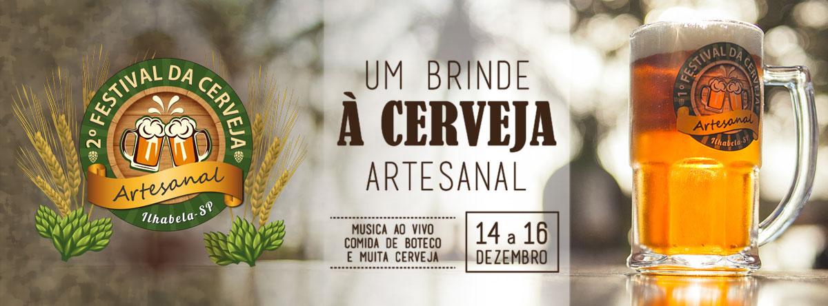 2º Festival de Cerveja Artesanal de Ilhabela