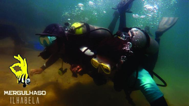 Mergulhaso - Mergulho em Ilhabela