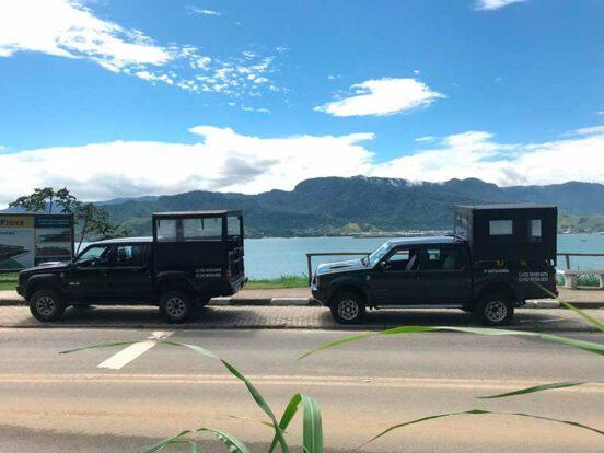 Trilha e Cia Adventure - Passeio de Jipe em Ilhabela