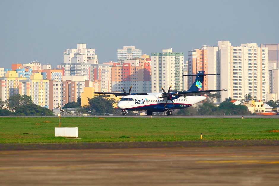 Aeroporto de São José dos Campos - Azul