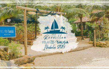 Réveillon Ilhabela 2019 na Vila Salga