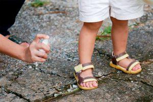 Dicas de repelentes para crianças - Ilhabela.com.br