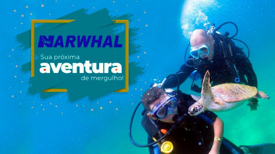 Narwhal Mergulho em Ilhabela