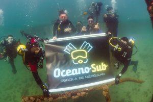 Oceano Sub Atividades Subaquáticas - Mergulho em Ilhabela
