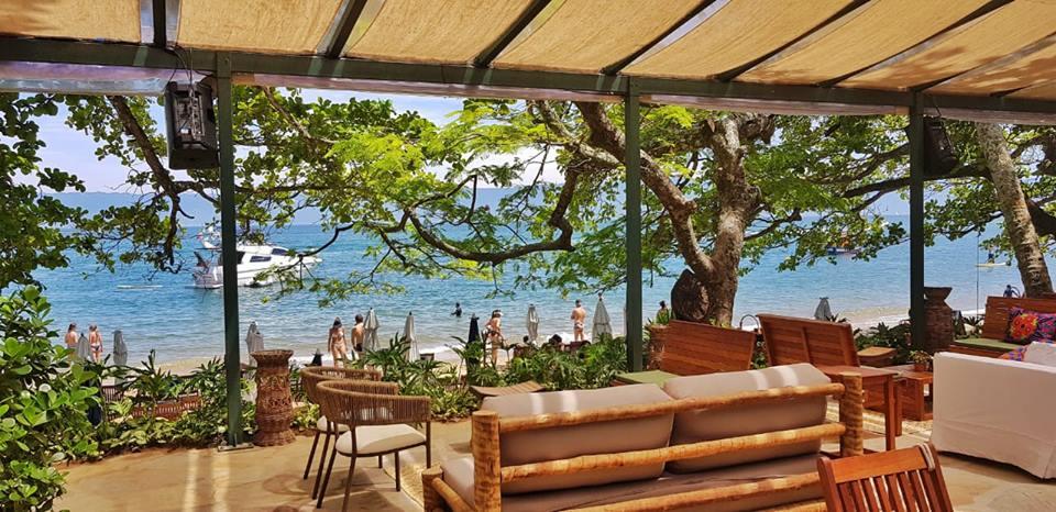 Vila Salga Ilhabela - Bistrô Beach Club (foto: Marco Yamin)