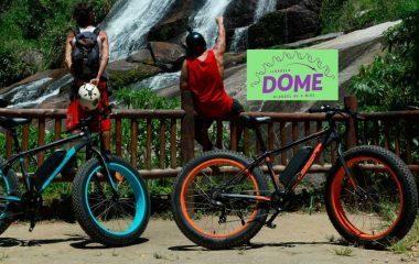 Dome Bikes – Aluguel, Compartilhamento e Experiências de e-Bikes em Ilhabela
