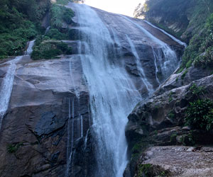 Pontos turísticos de Ilhabela - Cachoeiras - Ilhabela.com.br