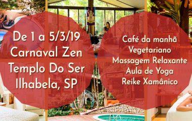 Carnaval Zen – Templo Do Ser em Ilhabela