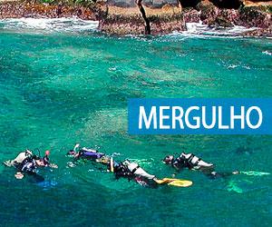 Mergulho em Ilhabela - O que fazer em Ilhabela
