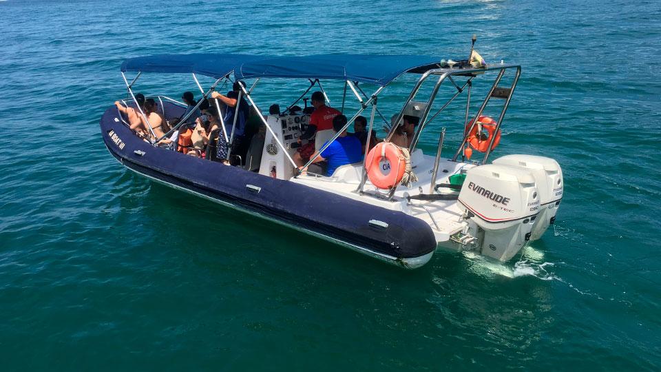 Nilton Turismo - Passeios em Ilhabela
