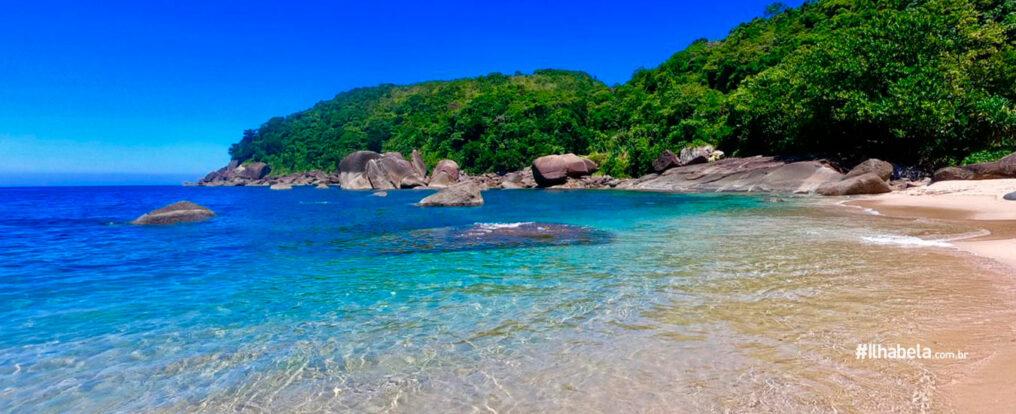 Praia de Indaiauba - Onde ir em Ilhabela - Ilhabela.com.br