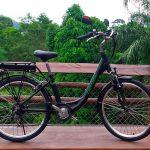 Testamos a bicicleta elétrica de Ilhabela - Dome Bikes
