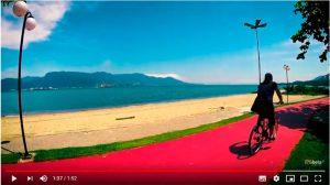 Vídeo - Curta Ilhabela de bike