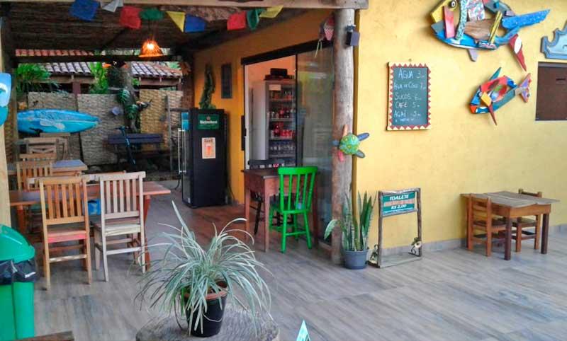 Bar do Dani - Refeições saudáveis em Ilhabela