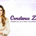 Tendências 2019 para Casamentos na Praia - Constance Zahh - Casamento.Ilhabela.com.br
