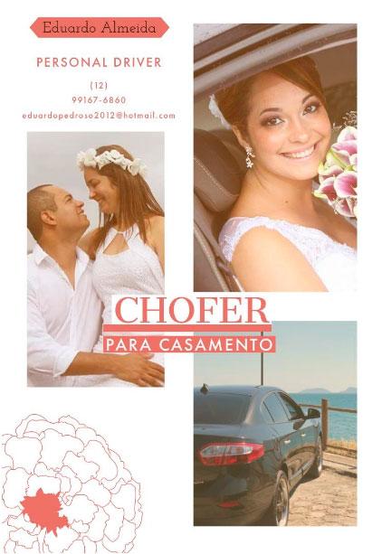 Eduardo Almeida Transporte Executivo - Chofer para Casamentos