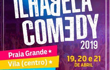Ilhabela Comedy agita feriado de Páscoa