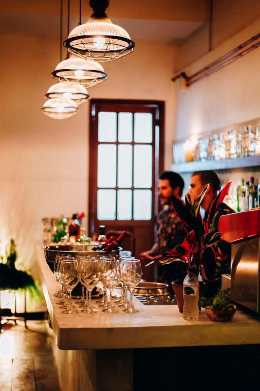 Bar - Espaço Tiê Ilhabela
