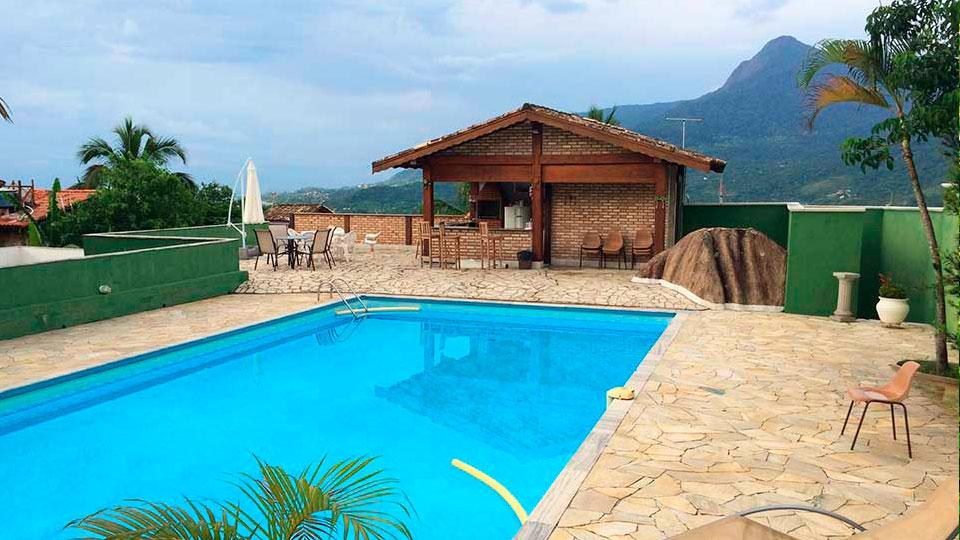Bela Ilha Guest House - Ilhabela Casas