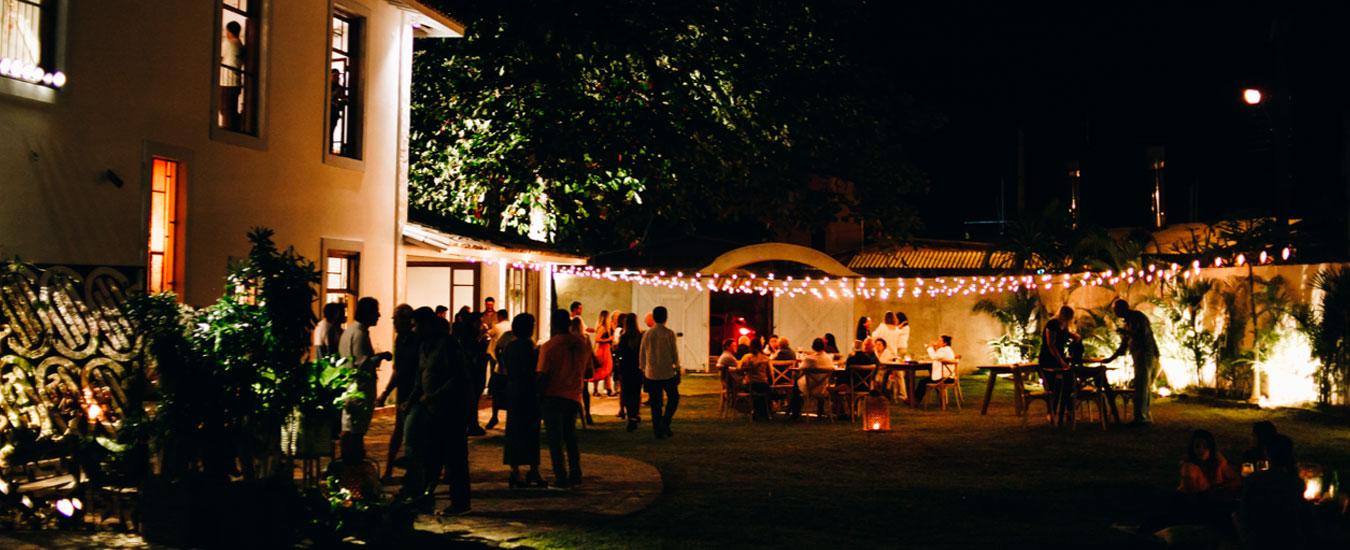Espaço Tiê: drinks, hospedagem e eventos pré-wedding em Ilhabela
