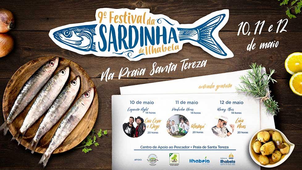 Festival da Sardinha de Ilhabela
