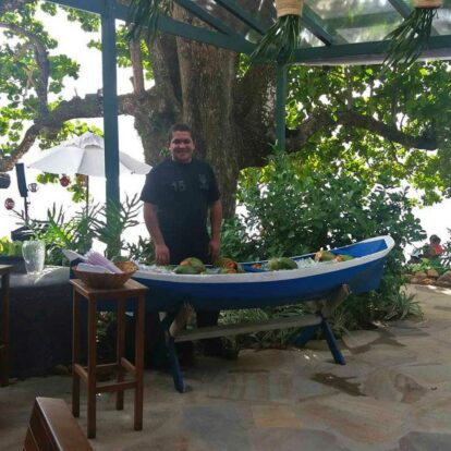 SR Zeladoria Patrimonial para Eventos - Canoa de bebidas para Casamentos em Ilhabela