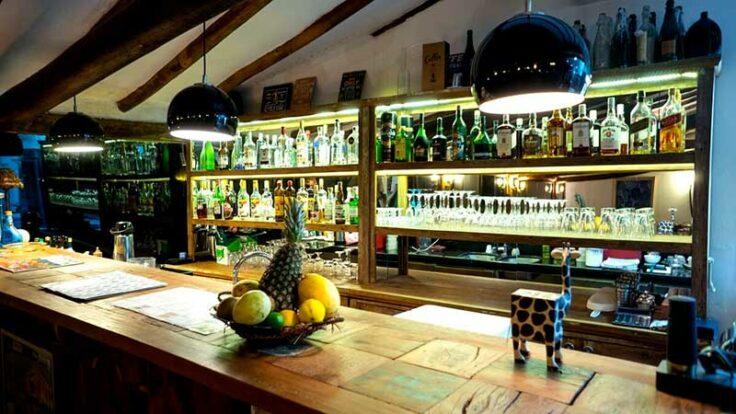 Bar e Restaurante Nana - Hotel Boutique Ananas