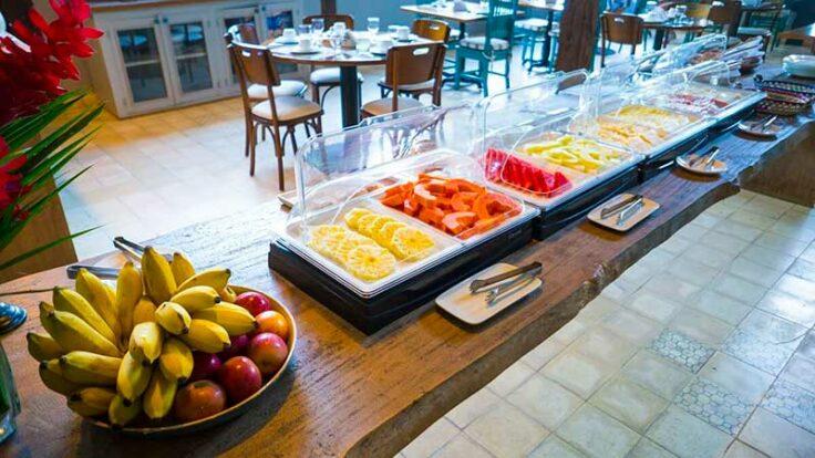 Café da Manhã - Hotel Boutique Ananas