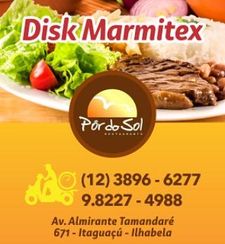 Disk Marmitex Ilhabela - Restaurante Pôr do Sol