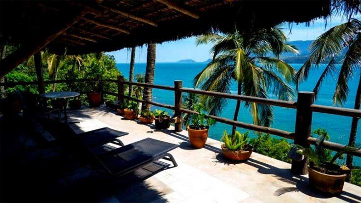 Vista para o mar - Hotel Boutique Ananas