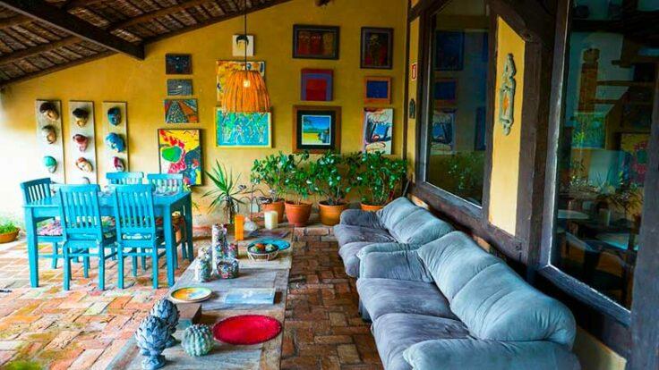 Sala de Estar - Hotel Boutique Ananas