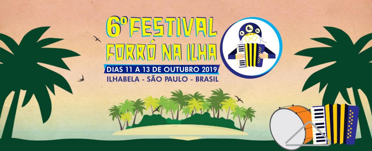 6o Festival Forró na Ilha 2019 - Ilhabela - SP