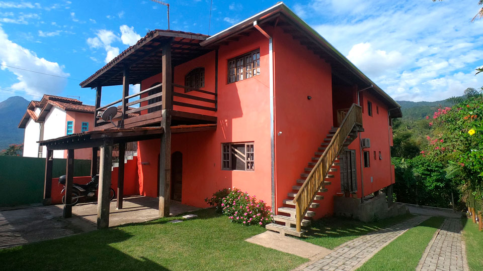 Chalés Palombeta - Ilhabela - Barra Velha