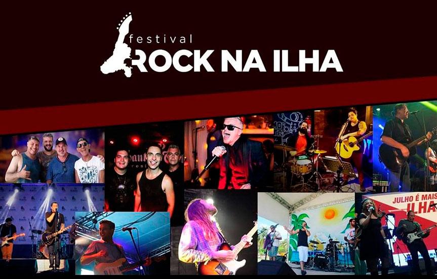 Festival Rock na Ilha - Ilhabela