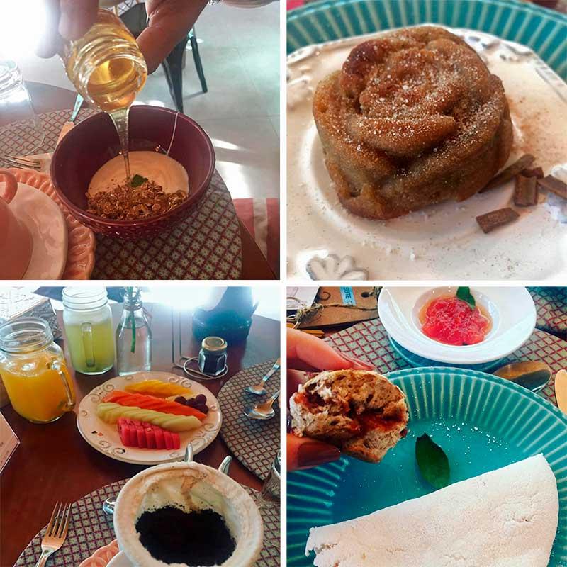 Vila Kebaya - Café da manhã vegano