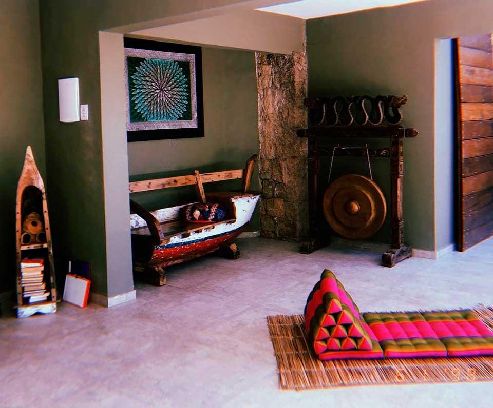 Cantinho da Meditação Vila Kebaya - Dica de Lua de Mel em Ilhabela