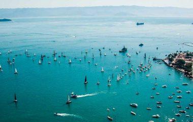 Mundial de Snipe 2019 em Ilhabela