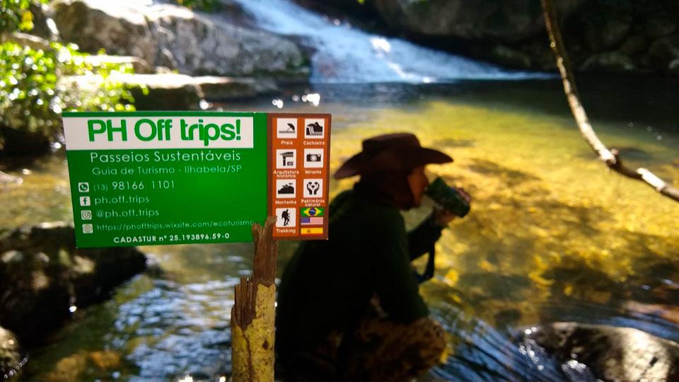 PH Off Trips Guia de Ecoturismo em Ilhabela - Guias e Monitores de Ilhabela