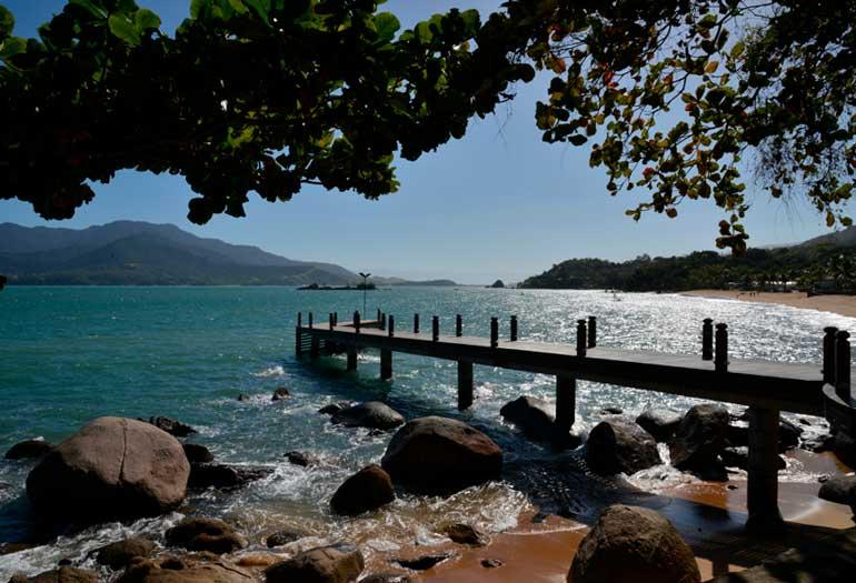 Praia Grande - Ilhabela (Foto: Fernando Tomanik)