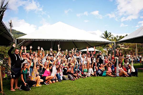 Sustenta começou como feira de produtores locais de Ilhabela
